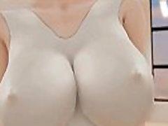 haileys boob ja tagumik kasvu casting