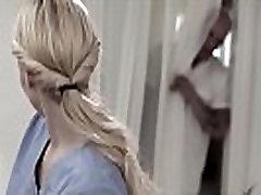Girl tricked into threesome - sex massage