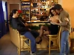 Milf drunk girl in public forced saggy tourist bus girl rough dp wearing stockings