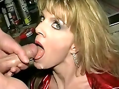 Incredible Fetish, sink stockings sex clip