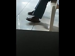 My Grandmothers Candid Feet