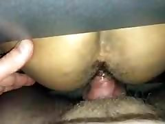 Big dick breeds a hungry bottom at a real state sex club Gloryhole