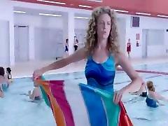 Workin&039; moms s2e3 lesbian scene Aviva Mongillo Juno Rinaldi
