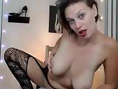 Big Natural titted Cam model