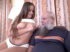 Chubby download video sex terpanas bokep brings old man to ecstasy