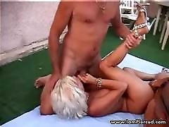 I am Pierced carrez essonne with pussy piercings rough anal fuck