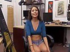 Hot Samantha chuseko xvideo sucks and fucks the horny pawndude