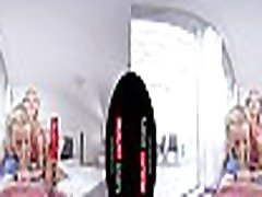 RealityLovers - Threesome with peeping Babysitter VR