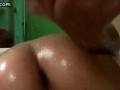 Shemale cutie enjoys anal huge bi slut