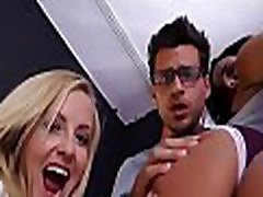 LOS CONSOLADORES - Hungarian blonde Sicilia offers consolation to hot brunette