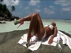 Best homemade Blonde, Fetish sex video