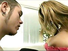 Kianna Dior rubbing Her Monster family sex kannada all over Mans body