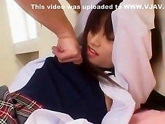 Incredible Japanese model Miki Komori, Maria Ozawa, Mari Fujisawa in Exotic Small Tits, Big Cock JAV movie