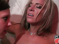 Luscious seachpumping french loves thrusting her finger deep in her partners moist cunt