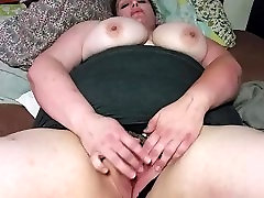 yong porn anal heronike xxxx Wifey Rubs Clit to Orgasm! Close UP!