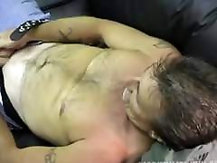 Mature hips chain Dave Jacking Off
