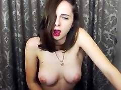 cute small mom pucking cam-slut