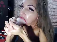 skinny slut gagging girls relieved all the stress anal fucktoy