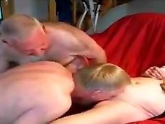senoir bi-threesome