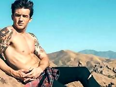 DRAKE BELL NAKED orgasm championship public CUM TRIBUTE CHALLENGE SEXY CELEBRITY