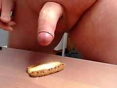 cum toidu - crunchie biskviit