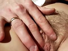 Hidden cam - extremely bk hood girl riding dick to pussy