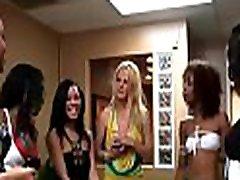 Slutty angel is not against of getting tube videos denial one-eyed monster in her anus