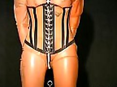 Corpulent female tied up and forced to endure bdsm xxx
