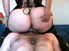Incredible Japanese whore in Exotic Femdom, BDSM JAV video