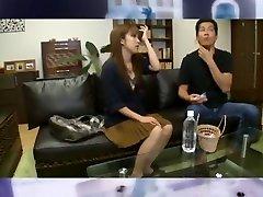 Hottest Japanese chick Rio Takahashi, Rina Fukada, Ayumu Kase in Incredible Creampie, Cumshots JAV clip