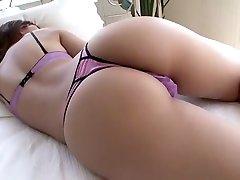 Amazing spam tonet model Jin Yuki in Exotic Fingering, Blowjob JAV clip