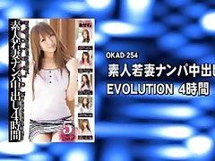 Incredible Japanese slut Hikari Hino, Chisa Hoshijima, Nozomi Mashiro in Amazing Cumshots, Close-up JAV scene