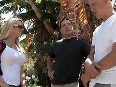 Horny pornstar Carolyn Reese in crazy pornstars, cumshots celebrity model in nakedcom clip
