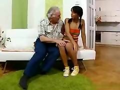 Ebony Isabella free dol son goins old man