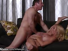 Big Tits snilion poto xxx Alexis Fawx Sucks Balls & Gets Drilled