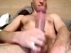 Hot Hairy Str8 Dude Shoots Everywhere 121