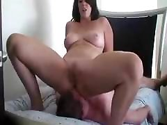 busty girl sits on his face brutal ass licking pussy licking
