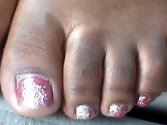 MILF Jaletta Sexy Toes