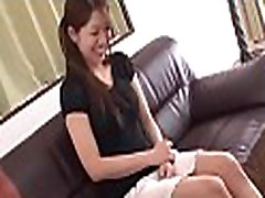 japonski ljubica z butt plug uživa orgasm astrid gangbang