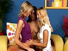 Look at pretty and so hot teens playing with small thin hard toys