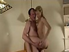 Pulling down teacher&039s panties for a vigorously oral sex