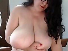Hottest bbw with great tits making her br webcam privat abu james online live
