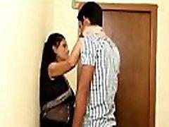 Indian Malu Bhabhi Sex With Young Teacher
