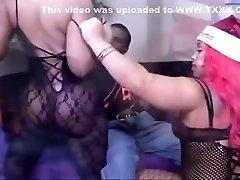Fabulous pornstars Pinky, Persuajon and Richard Mann in hottest black and ebony, big tits adult clip