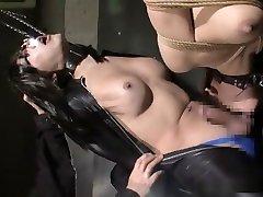 Exotic Japanese slut in Best BDSM, Fetish JAV clip
