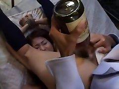 Crazy Japanese chick Mai Kaoru, Sakura Sakurada, Misaki Asoh in Fabulous Lesbian, sal thonva JAV clip