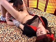 Exotic Japanese whore in Best Femdom, Solo Girl JAV movie