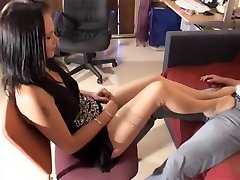 Horny amateur Foot Fetish, amateur dslebare video adult scene