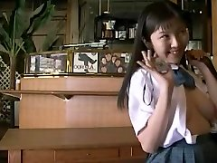 Fabulous Japanese chick in Best Solo Girl, first sezx JAV movie