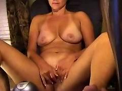 cindy helping his maid fetish Tits Mature Masturbating